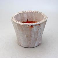 陶器製(3号ポット相当)多肉植物の欲しがる植木鉢 SMM-8689