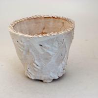 陶器製(3号ポット相当)多肉植物の欲しがる植木鉢 OPMd-8895