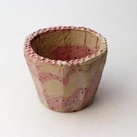 3/24〜4/30 緊急割引10%陶器製(2号ポット相当) 植木鉢  AASc-ミカゲ-106