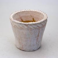陶器製(3号ポット相当)多肉植物の欲しがる植木鉢 NSM-7739