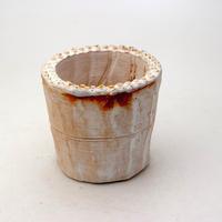 陶器製(2号ポット相当)多肉植物の欲しがる植木鉢 SSS-9013