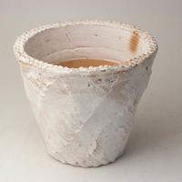 陶器製(4号ポット相当)多肉植物の欲しがる植木鉢 OPL-2728