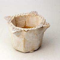 植木鉢 陶器(2-2.5号ポット相当)多肉植物の欲しがる植木鉢 KEMd-2218