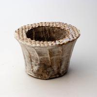 陶器製(2号ポット相当)多肉植物の欲しがる植木鉢 PSd-4263