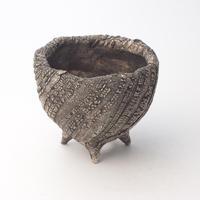 セキグチタカヒト 植木鉢 Crust (ss) Bowl B&W 201111-8