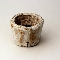 植木鉢 陶器(1.5号ポット相当)多肉植物の欲しがる植木鉢 SMSSc-2236イエロー