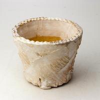 陶器製(3号ポット相当)多肉植物の欲しがる植木鉢 OPMd-2113