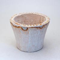 陶器製(3号ポット相当)多肉植物の欲しがる植木鉢 SMM-7716