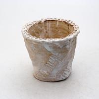 陶器製(2号ポット相当)多肉植物の欲しがる植木鉢 OPSS-7099