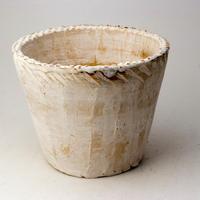 陶器製(4号ポット相当)多肉植物の欲しがる植木鉢 NSL- 1660