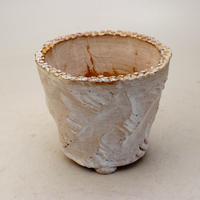 陶器製(3号ポット相当)多肉植物の欲しがる植木鉢 OPMd-8896