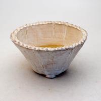 陶器製 多肉植物の欲しがる植木鉢 CCd-9296