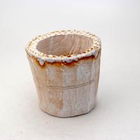 陶器製(2号ポット相当)多肉植物の欲しがる植木鉢 SSS-9014