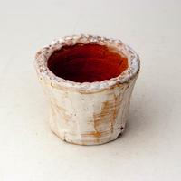 植木鉢 陶器(1.5号ポット相当)多肉植物の欲しがる植木鉢 SMSSc-2227パープル