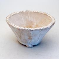陶器製 多肉植物の欲しがる植木鉢 CCd-9301
