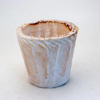 陶器製(3号ポット相当)多肉植物の欲しがる植木鉢 NSM-9291