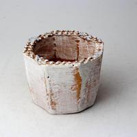 陶器製(2号ポット相当)多肉植物の欲しがる植木鉢 KES-2872