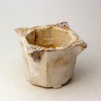 植木鉢 陶器(2-2.5号ポット相当)多肉植物の欲しがる植木鉢 KEMd-2216