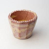 3/24〜4/30 緊急割引10%陶器製(2号ポット相当) 植木鉢  AASc-ミカゲ-105