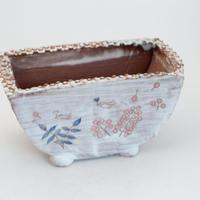 陶器製 植木鉢 HMil-9776