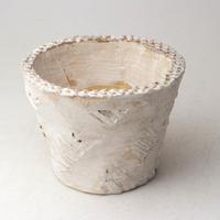 陶器製(3号ポット相当)多肉植物の欲しがる植木鉢 OPM-3172