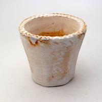 陶器製(3号ポット相当)多肉植物の欲しがる植木鉢 NSM-8977