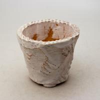 陶器製(2.5号ポット相当)多肉植物の欲しがる植木鉢 OPSd-8646