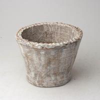 陶器製(3号ポット相当)多肉植物の欲しがる植木鉢 SMM-3454