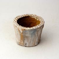 植木鉢 陶器(1.5号ポット相当)多肉植物の欲しがる植木鉢 SMSSc-2241ブルーグリーン