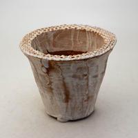 陶器製(3.5号ポット相当)多肉植物の欲しがる植木鉢 SML-8621