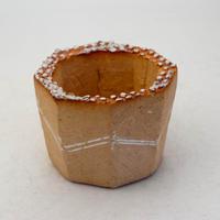 陶器製(2号ポット相当)多肉植物の欲しがる植木鉢 KESd-8472