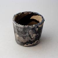 3/24〜4/30 緊急割引10%陶器製(2号ポット相当) 植木鉢  AASc-ミカゲ-  9945