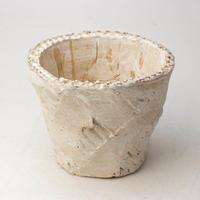 陶器製(3号ポット相当)多肉植物の欲しがる植木鉢 OPM- 1860