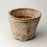 陶器製(3号ポット相当)多肉植物の欲しがる植木鉢 OPMd-2109