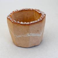 陶器製(2号ポット相当)多肉植物の欲しがる植木鉢 KESd-8471