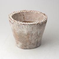 陶器製(3号ポット相当)多肉植物の欲しがる植木鉢 SMM-3455
