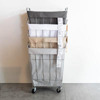 Wire Laundry Basket Square 45L