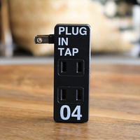 PLUG IN TAP SET -BLACK-
