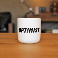 PLAYTYPE BEAT MUG (OPTIMIST)