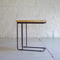 U IRON SIDE TABLE