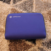 "Bank Organizer ""Royal blue"""