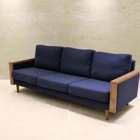coba sofa 3p navy