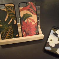 WOOD'D iPhone Case  Hawaii/White spring/Amazonia