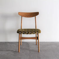 Cordial Dining Chair - Moco Brown-