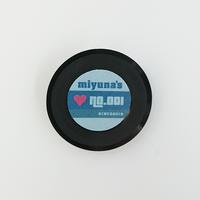【Record Badge-No.001】miyuna's  オリジナルレコードバッジ