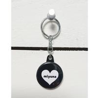 12/30~発送開始【KEY-No.004】miyuna's  オリジナルキーホルダー