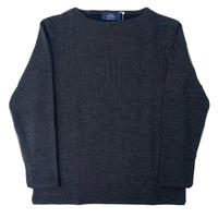 DOUBLEFACE SWEATER [ANTHRACITE(CCL)]00JC182