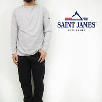 SAINT JAMES(セントジェームス)20JC MORLBOUT[HONDURAS(LGY)]ネップモーレ【霜降りライトグレーネップ】