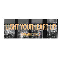 LIGHT YOURHEART UP Sports Towel