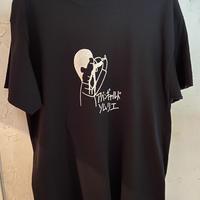 """""""C"""" アバンギャルドソムリエTシャツ(黒)  Lサイズ"""